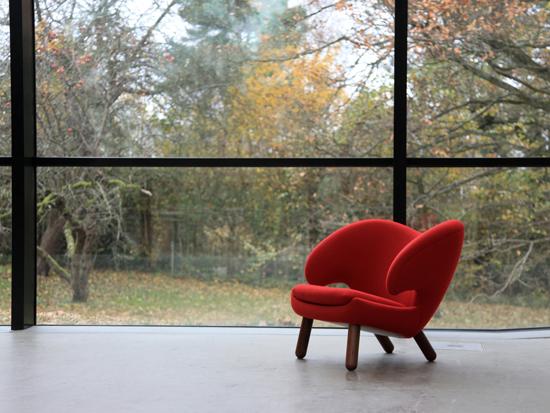 Pelican Chair, de Finn Juhl.